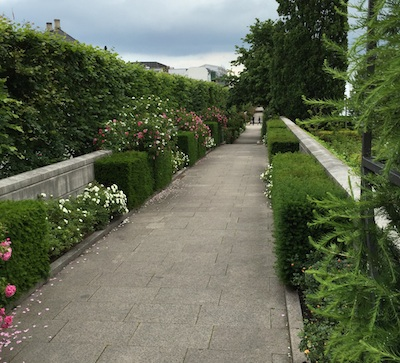Amalianborg Garden