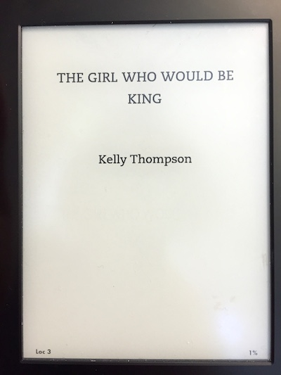 girl who would be king