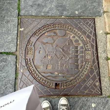l manhole cover