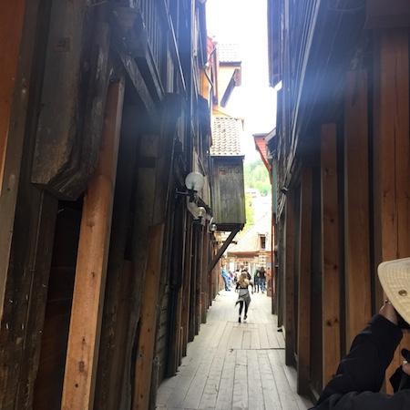 o alley