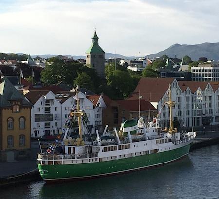 stavanger boat