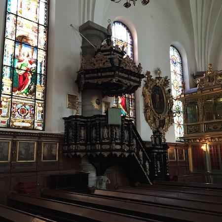 c german church
