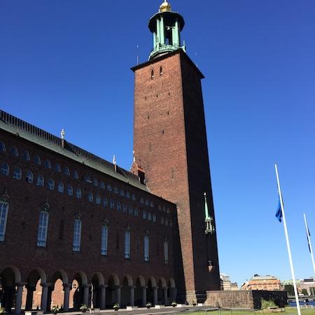 n town hall