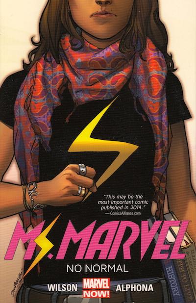 Ms Marvel v1